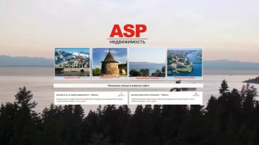 ASP Real Estate Home