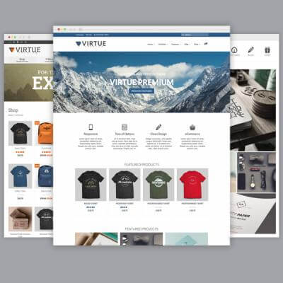 Virtue Premium WordPress Theme
