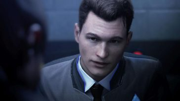 Connor. Detroit: Become Human